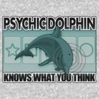 Psychic Dolphin Knows What You Think by sperraton