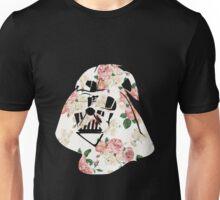 Floral Helmet Unisex T-Shirt