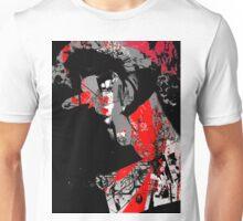 Electro Girl 9 Unisex T-Shirt