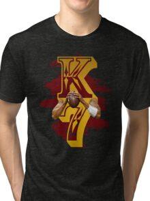 Kaepernick 7 Tri-blend T-Shirt