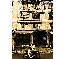 Saigon Street Photographic Print