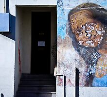 Decaying Mona Lisa by davidprentice