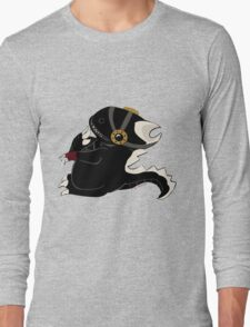 Steampunk Dino Long Sleeve T-Shirt