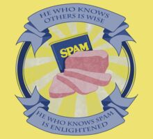 The Spam of Enlightenment by Rosemary  Scott - Redrockit