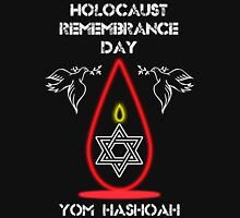 Holocaust Remembrance Day Unisex T-Shirt