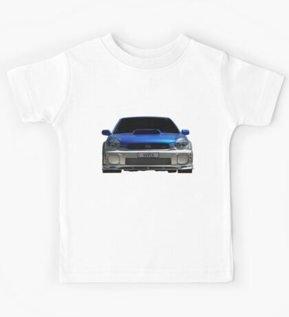Subaru WRX  (Dark colors) Kids Tee