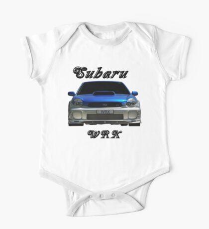 Subaru WRX (Light colors) One Piece - Short Sleeve