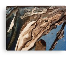 Finger Dune Canvas Print
