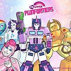 My Little Pwnformers Group by Liz Staley