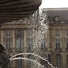Bordeaux fountain by graceloves