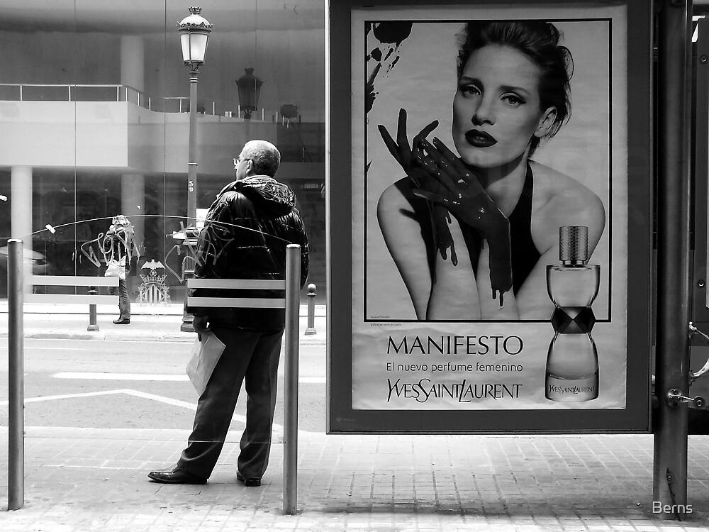 Manifest... by Berns