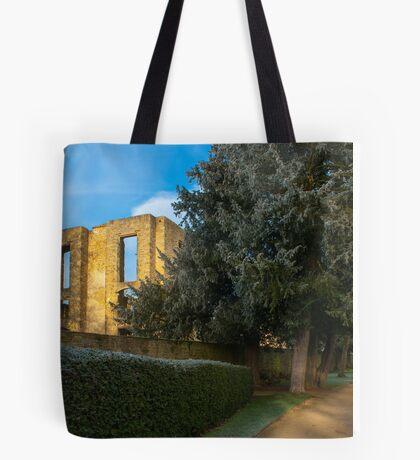 Historic Houses Tote Bag