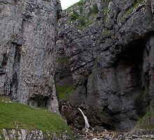 Gordale Scar 02 by James Kowacz