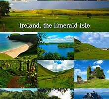 Ireland, Emerald Isle by Andrés Hurtado