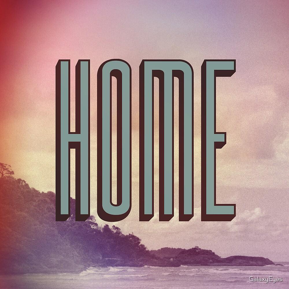 Home by GalaxyEyes