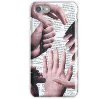 Reach Out iPhone Case/Skin