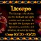 Valxart Licorpo for Libra Scorpio zodiac Cusp by Valxart