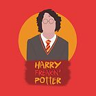 harry freakin' potter. by fadedrecords