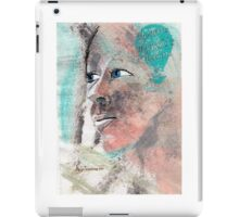her reality or her dreams iPad Case/Skin