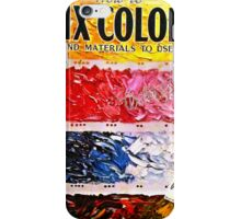 How To Mix Colors iPhone Case/Skin
