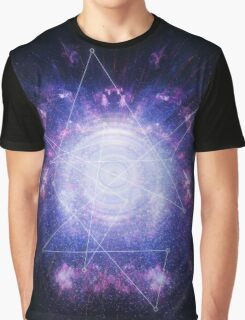 Abstract colossal space Sign! Graphic T-Shirt