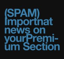 (Spam) Important news! (Cyan type) by poprock