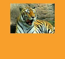 Yawning Tiger Unisex T-Shirt