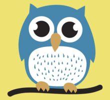 Sweet & cute owl Baby Tee