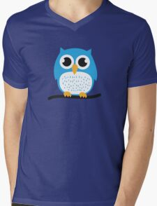 Sweet & cute owl Mens V-Neck T-Shirt