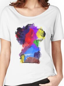 Justice Watercolour Women's Relaxed Fit T-Shirt