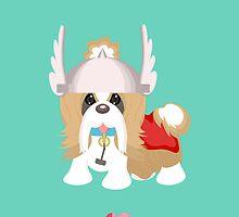 Shi su Thor by Centtaro by centtaro