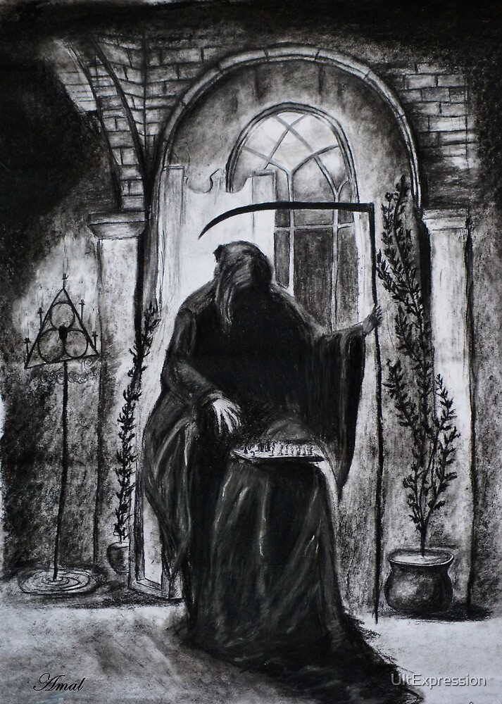 The Grim Reaper by UltExpression