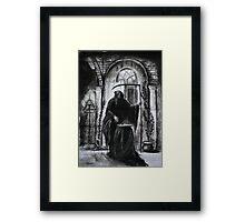 The Grim Reaper Framed Print