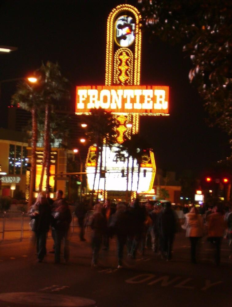 The Frontier by Valerie Howell