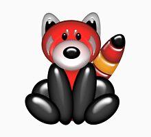 Red Panda Balloon Animal Unisex T-Shirt