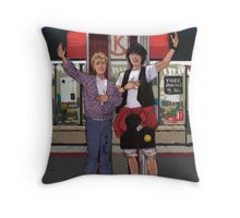 Be Excellent To Each Other Throw Pillow