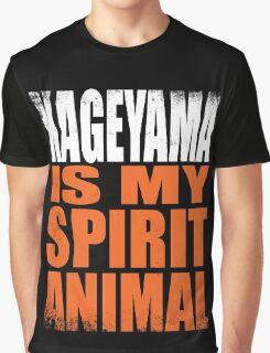 Kageyama is my Spirit Animal Graphic T-Shirt