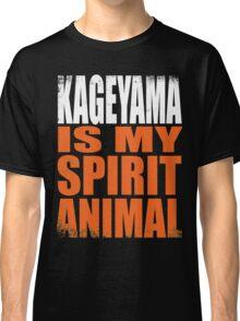 Kageyama is my Spirit Animal Classic T-Shirt