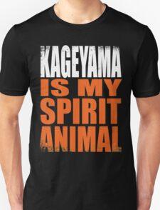 Kageyama is my Spirit Animal T-Shirt