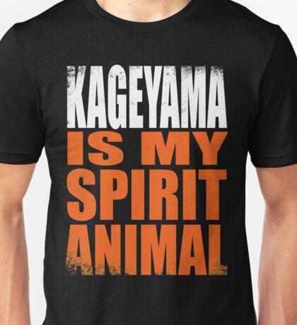 Kageyama is my Spirit Animal Unisex T-Shirt