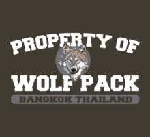 The Hangover - Property of Wolfpack Bangkok  by metacortex