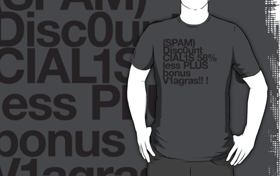 (Spam) Discount Cialis! (Black type) by poprock