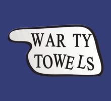 Fawlty Towers - Warty Towels by metacortex