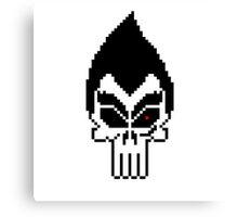 Kazuya: The Punisher Canvas Print
