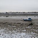 The River Crouch, Hullbridge, Essex by Vicki Spindler (VHS Photography)