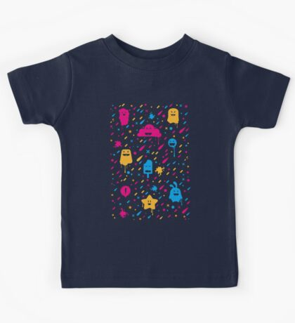 Cute Color Stuff Kids Clothes