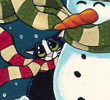 A Chilly Windbreak by Lisa Marie Robinson
