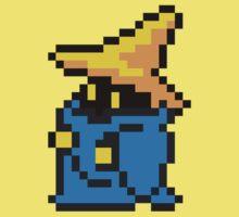 pixel black mage Baby Tee