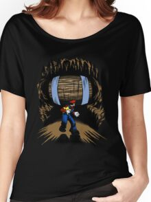 Raiders of the Lost Level Women's Relaxed Fit T-Shirt