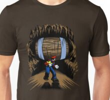 Raiders of the Lost Level Unisex T-Shirt